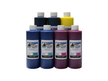 7x250ml d'encre à sublimation pour imprimantes EPSON à grand format