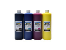 4x500ml d'encre à sublimation pour imprimantes EPSON à grand format