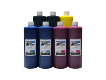 7x500ml d'encre à sublimation pour imprimantes EPSON à grand format
