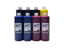 8x500ml d'encre à sublimation pour imprimantes EPSON à grand format