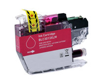 Cartouche compatible pour BROTHER LC3013M MAGENTA